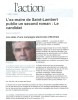 l'Action, 24 octobre 2013