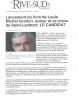 Le Rive-Sud Express, 20 novembre 2013